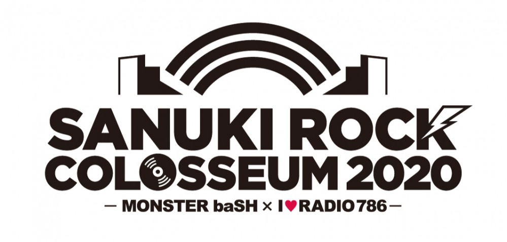 SANUKI ROCK COLOSSEUM 2020 -MONSTER baSH × I♡RADIO 786-に出演決定!